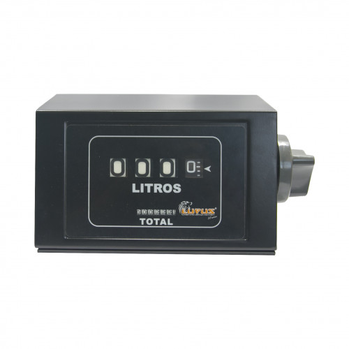 Numerador Mecânico com Ca 3pa Lupus 2100-NMC com 04 Dígitos em Aço