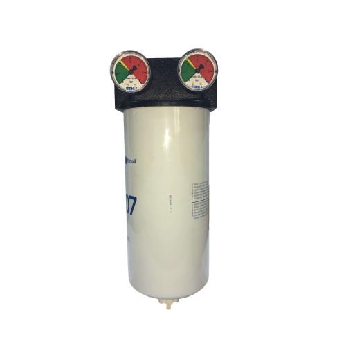Filtro Mahle FIL-07 com Vazão 150LPM Capacidade de retenção 10um Aplicação de Sucção e Recalque