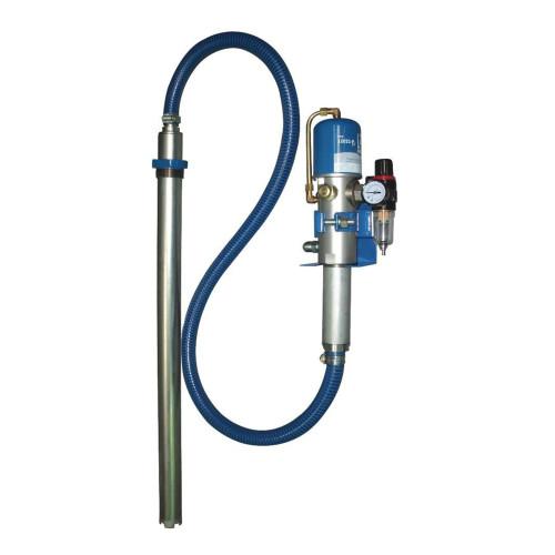 Propulsora Pneumática para Óleo Bozza 12021-P-G2 Tambor de 200 Litros para Parede