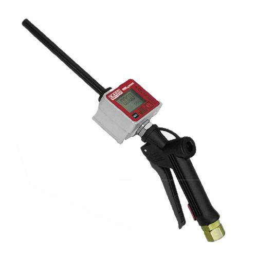 Medidor Digital com Gatilho para Diversos Fluídos Piusi 2100P-DA 30LPM para Limpar Para-Brisas