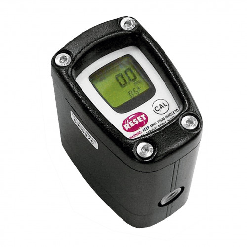 Medidor Digital para Óleo Lubrificante Piusi 2101-O 2-5LPM 1-8 Polegadas BSP