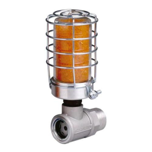 Filtro Dissecante Trico 5732 Entrada 1Pol NPT-Fêmea em Metal
