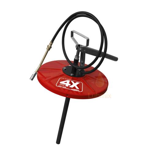 Bomba Manual para Graxa Hydronlubz 8486 para ser Acoplada em Baldes de 20 Kg