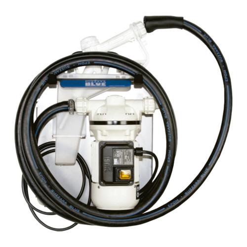 Estação de Abastecimento Elétrica Básica 220V Piusi 9145 30LPM com Bico Manual