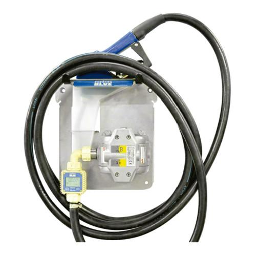 Estação de Abastecimento Pneumática Pró 220V Piusi 9146PN 50LPM com Bico Automático e Medidor