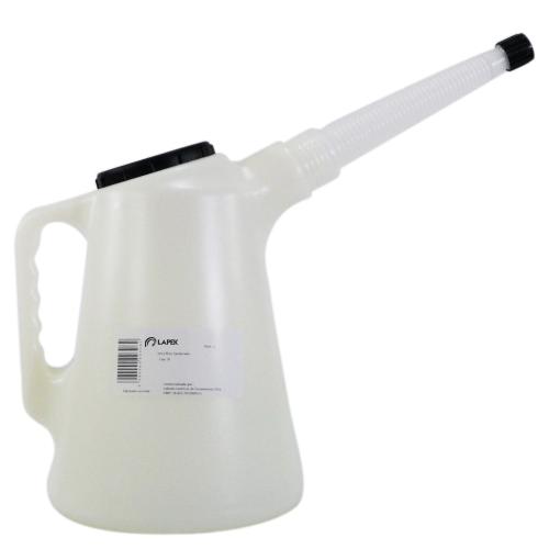 Jarra Bico Sanfonado para Diversos Fluidos Lapek LPK-19PF2 Capacidade 2 litros