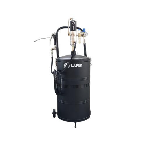 Propulsora Pneumática para Graxa Lapek LPK-12GP1K com Reservatório 50kg