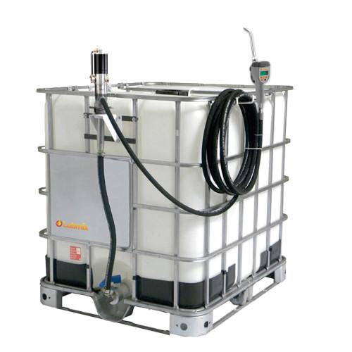 Unidade Pneumática de Abastecimento com Medidor Digital Programável 1000L Lubmix MIX-1000MP