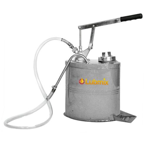 Bomba Manual de Alavanca para Óleo Lubrificante Lubmix MIX-BMA212