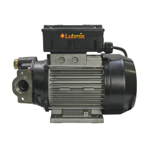 Bomba de Palhetas Elétrica para Óleo Lubrificante e Diesel Lubmix MIX-BPE25 Ø 1 Pol. 25L/min