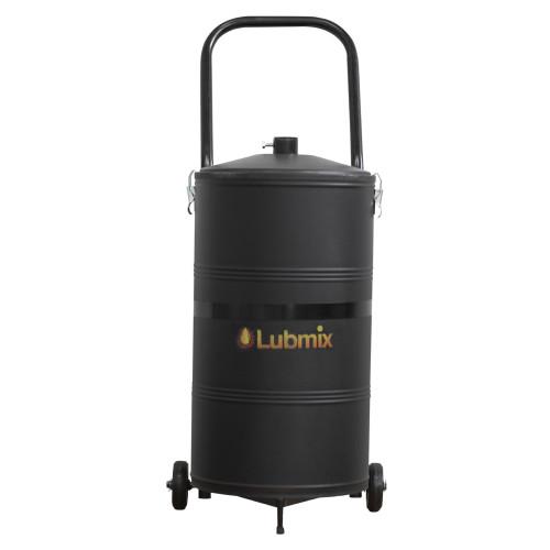 Carrinho com Reservatório para Propulsora de 50 kg Lubmix MIX-CR250