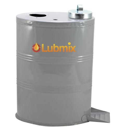 Reservatório para Bomba Manual de Alavanca para Óleo de Câmbio Lubmix MIX-RBA218 Cap. 18 L
