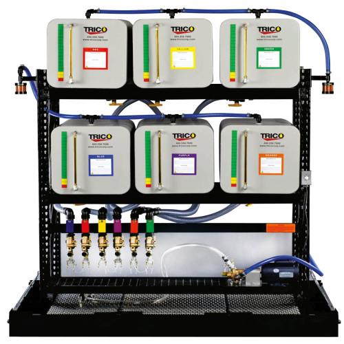 Sistema De Armazenamento De Óleo Trico MIX-SAT6250