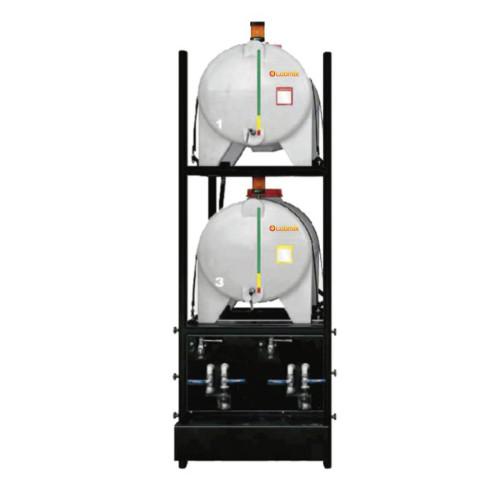 Sistema de Armazenamento Transferência e Filtragem Standard Lubmix MIX-SATF02