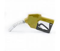 Bico de Abastecimento Automático 50LPM Lupus 2100-BA04 Amarelo Entrada e Ponteira 3-4 Polegadas
