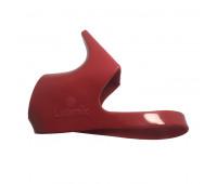 Capa Protetora para Bico de Abastecimento com Suporte para Mangueira Vermelho Lubmix  3-4Pol