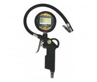 Calibrador Digital Portátil Lupus 0150 em Alumínio com Entrada 1-4Pol NPT-Macho