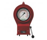 Calibrador de Ar Mecânico Lupus 0164 em Aço com Mangueira 10 Metros 1-4Pol