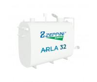 Tanque para Armazenamento Aéreo de Arla 32 Zeppini com Capacidade de 3000 Litros e Indicador de Nível Digital