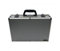 Maleta Anti Choque Kit para Controle de Qualidade do Combustível Lubmix 501CS em Alumínio