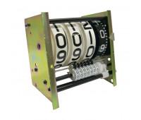 Numerador com 04 Dígitos para Diesel Lapek LPK-N64D em Aço Galvanizado