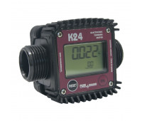 Medidor Digital para Diesel Piusi 2120 Vazão de 120LPM 1 Polegada BSP
