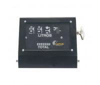 Numerador Mecânico com Capa Lupus 2100-MPBS01 com 04 Dígitos em Aço