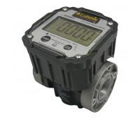 Medidor Digital para Diesel Piusi 2199 Vazão de 100LPM 1 Polegada BSP
