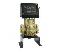 Bloco Volumétrico Registrador com Numerador para Diesel Gasolina Querosene e Etanol Lupus 2200-MPBS de 04 Dígitos 150LPM 1-1-2 Polegadas