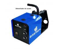 Fonte Inversora MIG-MAG 250AMP Bremen 8089 com Cabeçote Externo 380V Trifásico
