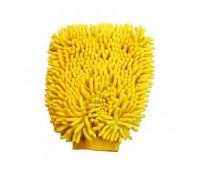 Esponja em Microfibra com Média capacidade de Absorção de Água Lupus 0365 Amarela
