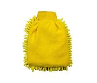 Esponja em Microfibra com Média capacidade de Absorção de Água Lupus 0366 Amarela