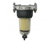 Filtro Coalescente para Absorção de Água e Partículas Piusi 9181-FH 70LPM 30 Micra