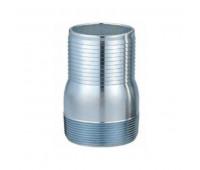 Espigão em Aço de Carbono Lupus 1059 para Diesel e Óleo Lubrificante Ø 5 Pol