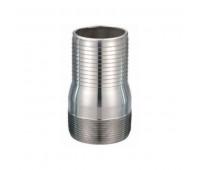 Espigão em Aço Inox Lupus 1064 para Diesel Água e Óleo Lubrificante Ø 1.1/2 Pol