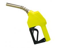 Bico de Abastecimento Automático OPW 11A Amarelo Entrada 3-4Pol Ponteira 15-16Pol Alumínio