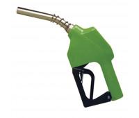 Bico de Abastecimento Automático OPW 11B Verde Entrada e Saída 3-4Pol Ponteira 15-16Pol Alumínio