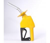 """Bico de Abastecimento Automático OPW LPK-11APW-AM Amarelo Entrada 3/4"""" Ponteira 1/2"""""""