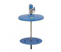 Propulsora Pneumática Graxa Bozza 12020-Z-G2 Adpatável a Reservatório de 180KG
