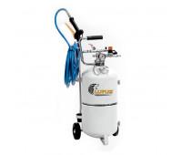 Shamporizador Pressurização por Ar Comprimido com Vedações em NBR Lupus 1235 Capacidade 24 Litros