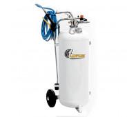 Shamporizador Pressurização por Ar Comprimido com Vedações em NBR Lupus 1236 Capacidade 50 Litros