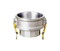 """Acoplador de Redução Camlock em Alumínio Tipo D 1.1/2"""" x 1"""" 1419"""