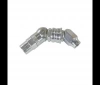 Acoplador Giratório para Graxa Lubmix MIX-19W3N 1/8 pol NPT