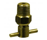 Dreno para Compressor de Ar Lupus 2055 Rosca 1-4 Polegadas NPT-Macho