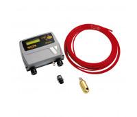 Sistema de Monitoramento de Nível Piusi 2100-MO Capacidade de Medição 01 Tanque 4M