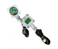 Conversor de Pulsos para Blocos Medidores de Pistão para Diesel Gasolina e Querosene Lupus 2100-MPSC 150LPM
