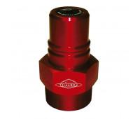 Receptor para Bico de Abastecimento Fast-Fill Systems 2100-VT para Mangueira 1-1-2 Polegadas NPT