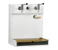 """Dispenser Manual Lupus 2131 com 02 Pontos de Abastcimento Ø 1/2"""" BSP"""
