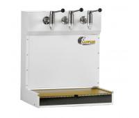 """Dispenser Manual Lupus 2132 com 03 Pontos de Abastcimento Ø 1/2"""" BSP"""