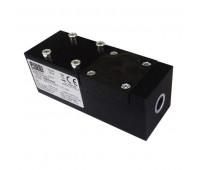Medidor de Pulso para Óleo Lubrificante Diesel e Biodiesel Piusi MLP-2141-P com Entrada e saída de 1-4 Polegadas BSP